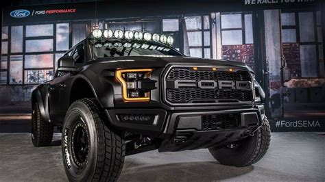 Ford F-150 2017 Tuning