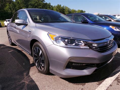New 2017 Honda Accord Hybrid Ex-l 4dr Car In Erie #ho7823