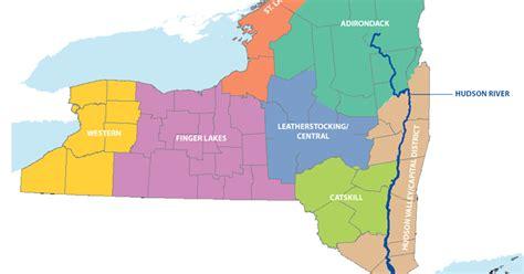 upstate  york begins   maps     mad
