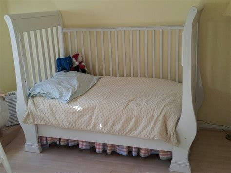 Toddler Bed Pottery Barn by Pottery Barn Sleigh Crib For Sale With Mattress And
