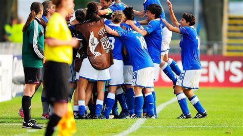 Jetzt die letzte begegnung des achtelfinales: Frauen-EM: Schweden und Italien auf Viertelfinalkurs