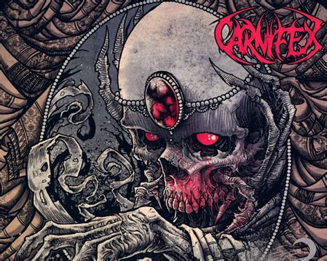 carntablet backgrounds skull art deathcore evil
