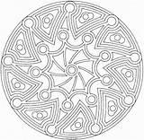 Mandala Coloring Mandalas Crop Printable Circles Para Colorear Special Pintar Imprimir Adult Dibujos Adults Geometric Imprimer Circle 631px 6kb Coloriage sketch template