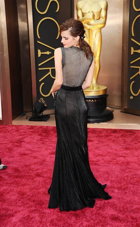 Gorgeous Vera Wang Emma Watson Presented Award