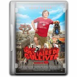 The Gullivers Travel v2 Icon - English Movie Icons 2 ...