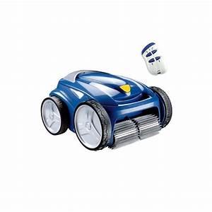 Robot de piscine electrique vortex 4 zodiac for Robot piscine electrique fond et paroi 15 robot de piscine zodiac ov3300 vortex
