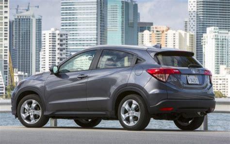 2017 Honda Hrv Changes by 2017 Honda Hr V Release Date Price Interior Changes