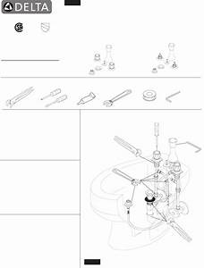 Delta Plumbing Product 44 Series User Guide