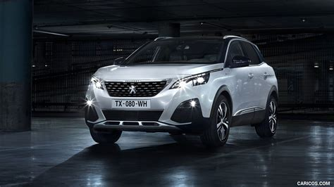 Peugeot 3008 Wallpapers by 2017 Peugeot 3008 Gt And Gt Line Wallpaper Cars K