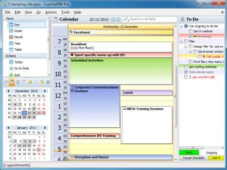 gratis terminplaner mit adressbuch software runterladen
