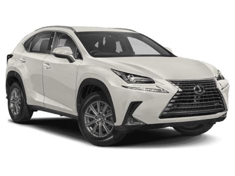 recommended  lexus nx  awd lease