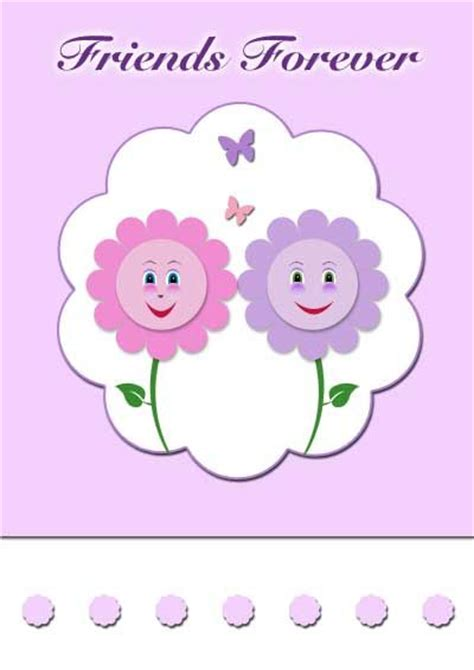Free Best Friend by Printable Friendship Cards My Free Printable Cards