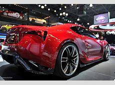 NYIAS 2011 Scion FRS Concept [Live Photos] autoevolution