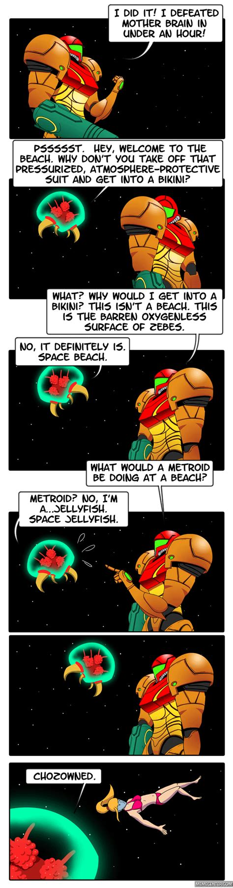 Samus Meme - scumbag metroid by chewyhouse meme center