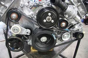 11-14 5 0l Lower Belt Tensioner Removal