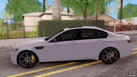 Bmw Mods F10 by Bmw M5 F10 M Performance Para Gta San Andreas