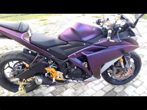 Yamaha R25 Modification by Yamaha Yzf R25 Modified
