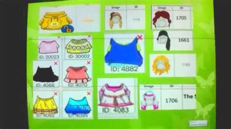 codes de ropa para free penguin ) YouTube