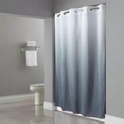 bathroom curtain ideas for shower hookless hotel shower curtain decor ideasdecor ideas