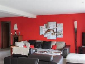 Photo Peinture Salon : peinture d coration int rieure inexso peinture ~ Melissatoandfro.com Idées de Décoration