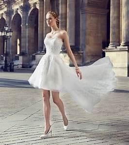 Tenue Pour Mariage Civil : modele de robe de mariage civil magasin tenue de mariage mode daily ~ Nature-et-papiers.com Idées de Décoration