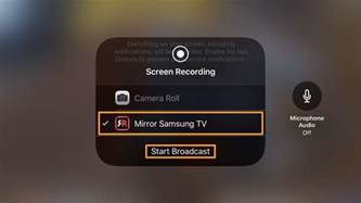 how to mirror iphone to samsung smart tv how to mirror your iphone or on your lg or samsung