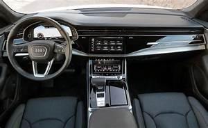 Audi Q8 Interieur : first drive 2019 audi q8 review ny daily news ~ Medecine-chirurgie-esthetiques.com Avis de Voitures