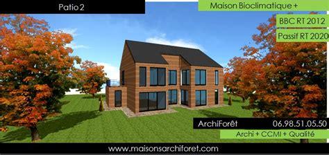 cout construction maison ossature bois segu maison
