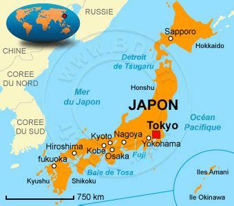 Carte Du Monde Japon by Guide Voyage Japon Climat Temp 233 Ratures Et M 233 T 233 O Du Japon