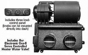 Street Rod Parts  U00bb Heater  Vintage Air