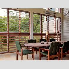 Louvre Windows In Outdoor Rooms Australia
