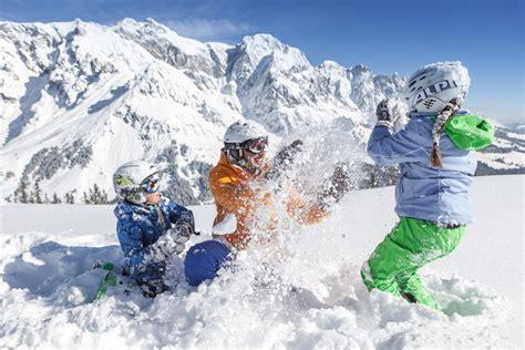 family winter family vacation at hochk 246 nig holiday