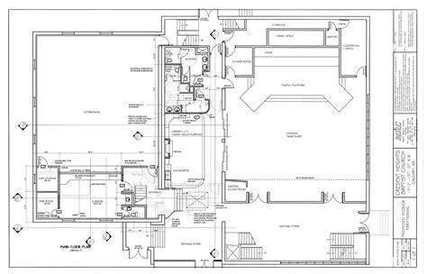 draw a floor plan rod crocker institutional
