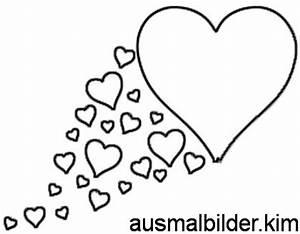 Herzen Zum Ausmalen : herz malvorlagen ~ Buech-reservation.com Haus und Dekorationen