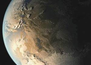Distant Planet Like Earth - Pics about space