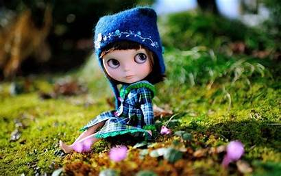 Doll Wonderful Wallpapers Toy Pc Desktop Nature