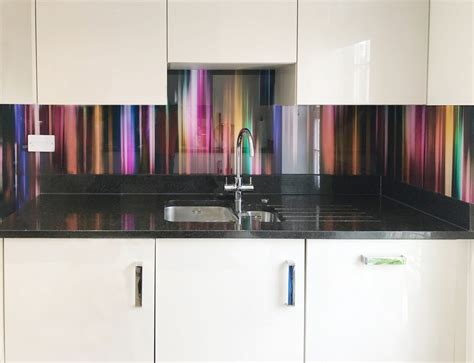 glass splashbacks  wall coverings manufacturer