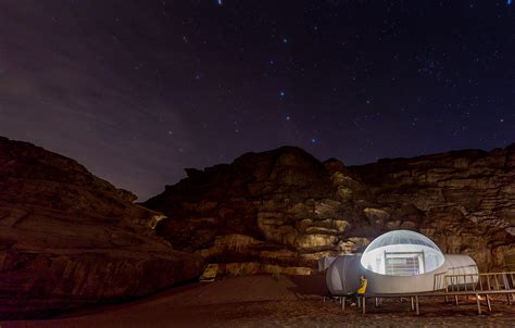 Sun Moon Stars Images Full Of Stars Wadi Rum Nightwadi Rum Night