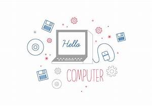 Free Computer Vector