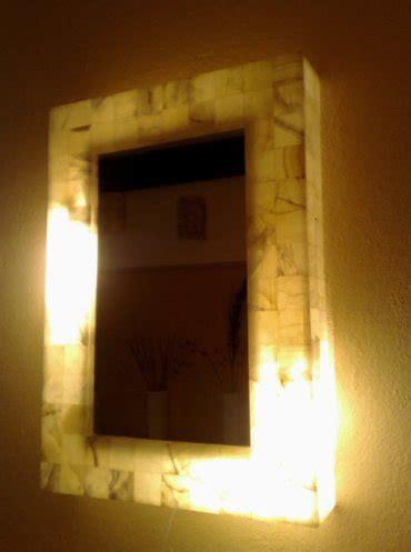espejos de onix  iluminacion desde pesos la
