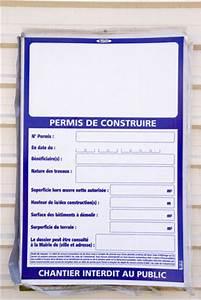 Affichage Permis De Construire : tout savoir sur le recours des tiers construction maison ~ Dallasstarsshop.com Idées de Décoration