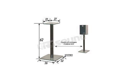 piedistalli per diffusori prandini 850 piedistalli per casse acustiche supporti tv