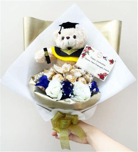 jual buket coklat ferrero bouquet wisuda murah  lapak