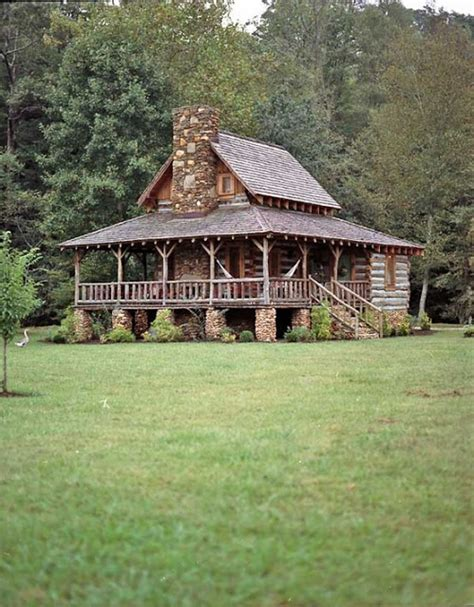 Country Girl at Home: ♥ Cozy Cabins