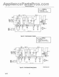 Parts For Frigidaire Ffmv164lsa  Wiring Diagram Parts