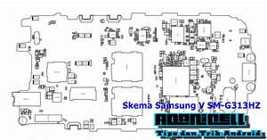 Skematik Samsung V Sm