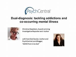 Dual diagnosis: tackling addictions and co-occurring ...