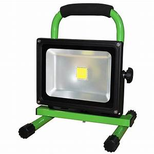 Rechargeable flood light modo lights