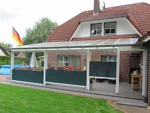 Sichtschutz Rollo Außen : bewegl wetterschutz f r ihre terrasse direkt vom hersteller ~ Michelbontemps.com Haus und Dekorationen