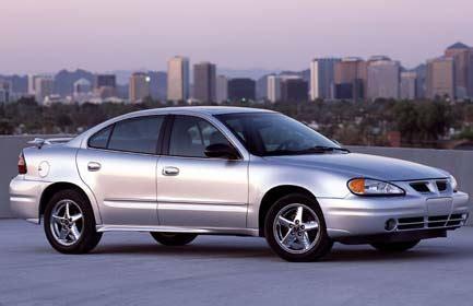 Pontiac Grand Am Problems by 2003 Pontiac Grand Am Starting Problems